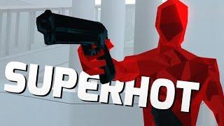 MOST BADASS SHOOTER EVER - SUPERHOT Beta