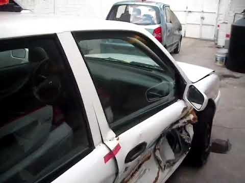 AutoComercia Tsuru 2010 autos chocados