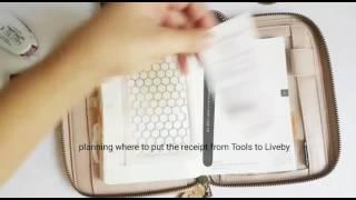 Tools to Liveby Hobinichi Journal Spread