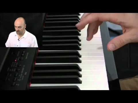 Boogie Woogie Piano - Technische Raffinessen video