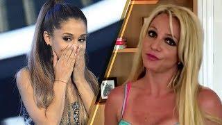 video download gratis OOPS! Britney Spears MISTAKES Selena Gomez For Ariana Grande