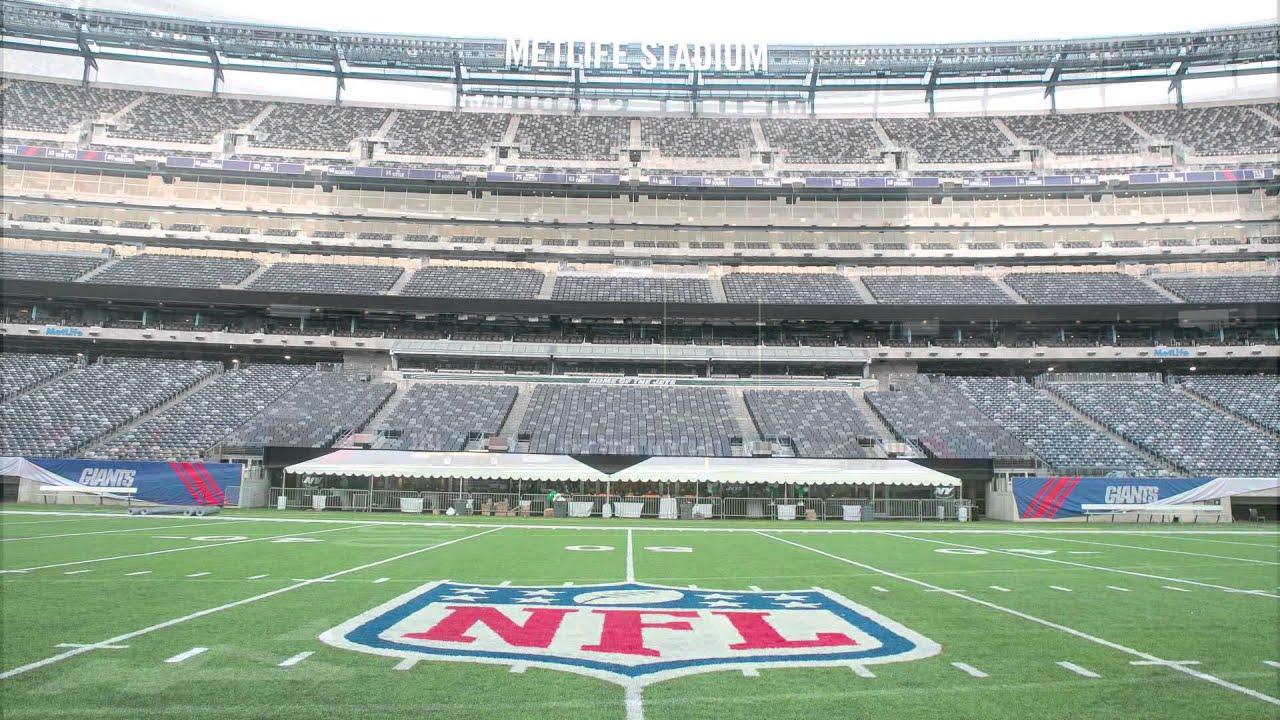 Metlife Stadium Aerial View Metlife Stadium Aerial