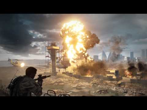 Battlefield 4 Announcement Trailer