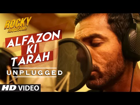Alfazon Ki Tarah (Unplugged) Video Song | ROCKY HANDSOME | John Abraham, Shruti Haasan