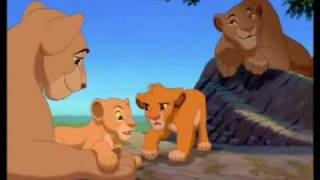 The Lion King - Bath Time (German)