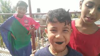 Funny Video of Dare Challenge by Toy Land Kids