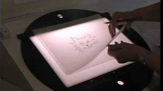 Making a Hand Drawn Animated 16mm film