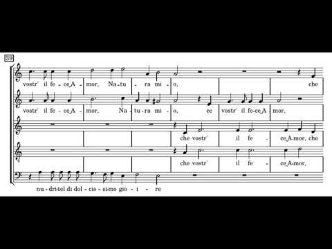 Монтеверди Клаудио - Che dar più
