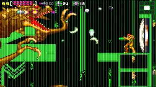 Let's Play Metroid Zero Mission - Boss Rush Mode