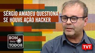 The Intercept: Cientista Sérgio Amadeu questiona se houve ação hacker