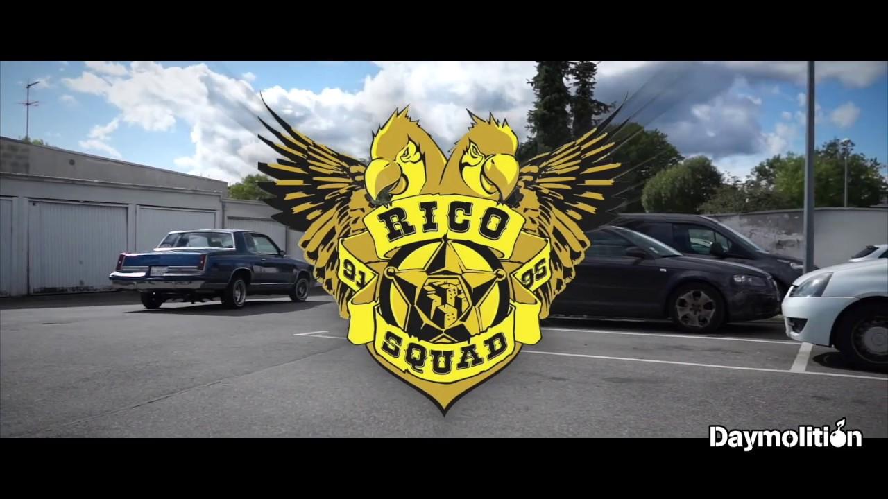 Rico Squad -  Pas Prêt I Daymolition