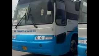 DAEWOO EXPRESS COACHES  21 JULY 2012 SATURDAY.3gp