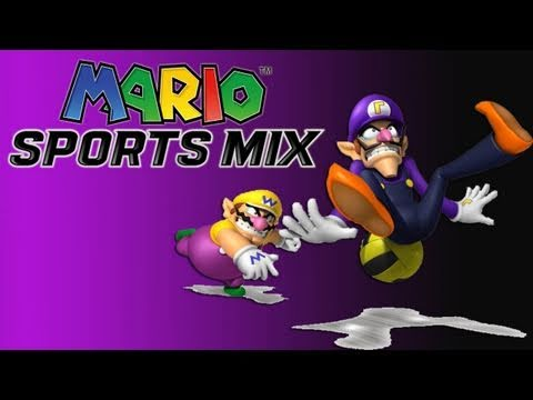 Gaming with the Kwings - Mario Sports Mix: Dodgeball Gameplay (HD)