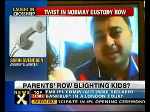 Norway kids row: Parents to split, dad blames mother -NewsX