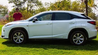 Lexus RX 450h - Hybrid Luxury SUV (Part 1) | Faisal Khan