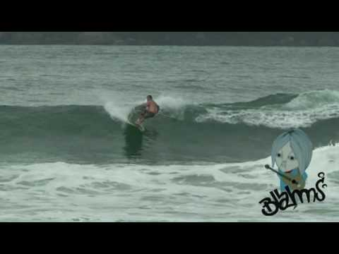 SUP - Stand Up Paddle Surf - Denis - Guarujá Brazil