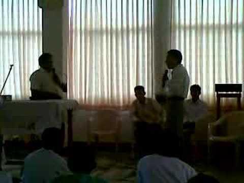 Hindi translate of malayalam sermon:Pr.Balram