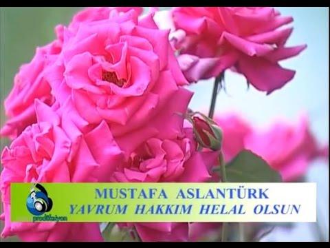 Mustafa Aslantürk - Yavrum Hakkım Helal Olsun