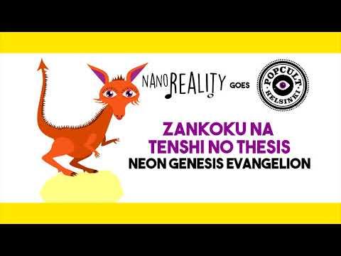 Nanoreality - Neon Genesis Evangelion: Zankoku Na Tenshi No Thesis @ Popcult Helsinki 2017