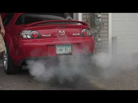 RX-8 Rotary decarb part 1