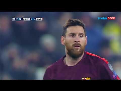 Juventus 0–0 Barcelona | UEFA Şampiyonlar Ligi Maç Özeti