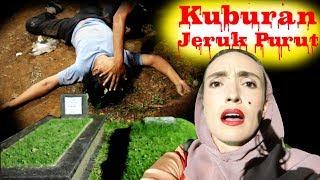 Cari Hantu di Kuburan Jeruk Purut