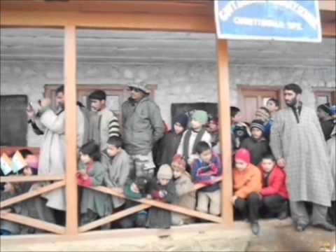 Kashmir celebrates Republic Day with a National Spirit