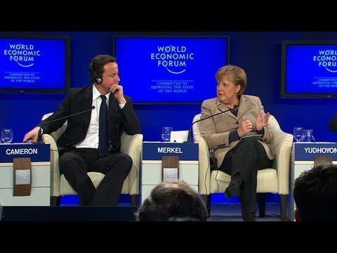 Davos Annual Meeting 2011 - Revitalizing Global Trade
