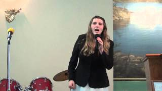 Sarah Tipton ~ God Will Make This Trial a Blessing