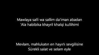 Maher Zain - Mawlaya (English & Arabic & Turkish Lyrics) - [Maceracı~Burak]