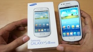 Samsung Galaxy S3 Mini In-depth Review