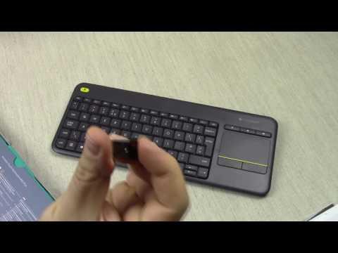 Recenzja klawiatury bezprzewodowej Logitech K400 Plus [PL]