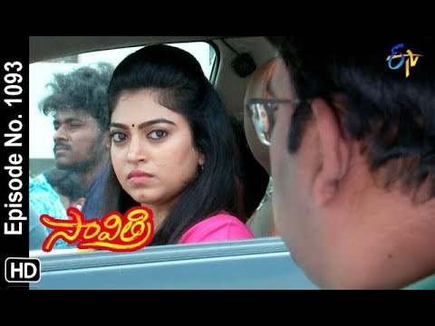 Savithri | 1st October 2018 | Full Episode No 1093 | ETV Telugu