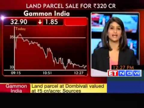 Gammon sells Mumbai land parcel for Rs 320 crore