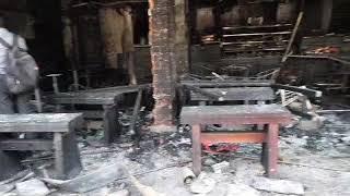 CCD Janakpuri caught Fire Last night 🔥🔥🔥🔥