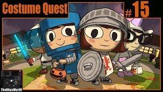 Costume Quest Playthrough | Part 15