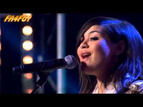 ELLIE LOVEGROVE: Girl On Fire - The X Factor Australia 2013 - Audition Night #1