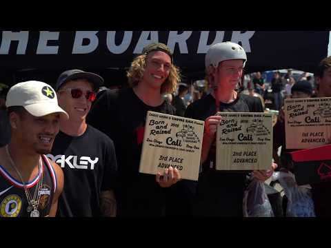 Chase Hawk's Born and Raised Presented by Empire BMX at San Diego