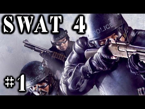 GET ON THE GROUND - Swat 4 w/ Nova Ep. 1