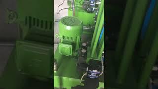 patch cord making machine