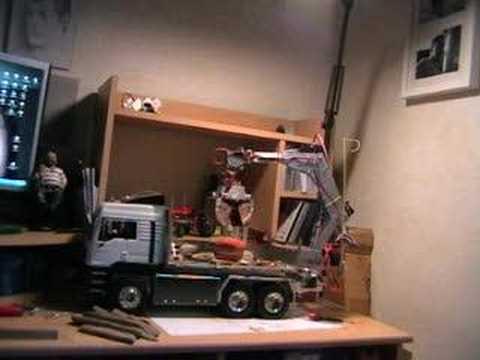 e ck videolist benne camion