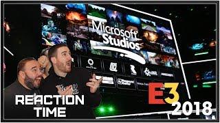 Xbox E3 2018 Briefing - Reaction Time!