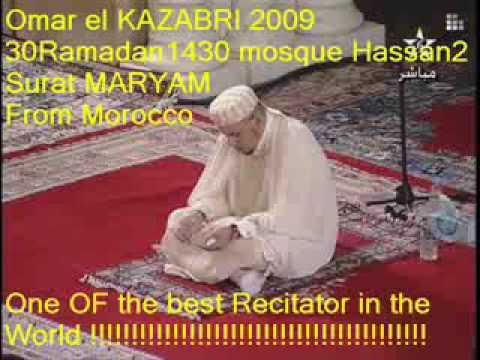 best top meilleur recitation coran omar el kazabri عمر القزابري