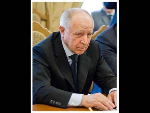 Доклад Алиева Муху Гимбатовича «Проблемы модернизации регионов».