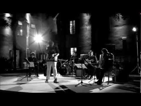 GORNI KRAMER QUARTET & MARTINA FERI - E LA CHIAMANO ESTATE (B.Martino) - Gorizia, Istituto di musica, 17/7/2012.