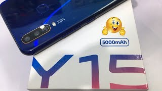Vivo Y15 Unboxing and Full Review | India's Cheapest Triple AI Camera Phone🔥😘📸