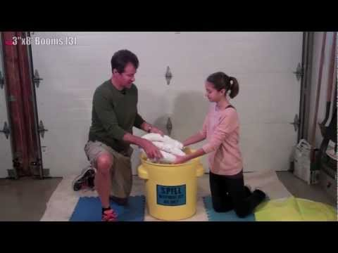 Emergency Response Kit Emergency Spill Response Kits