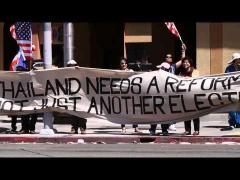 LA Rally May 11, 2014