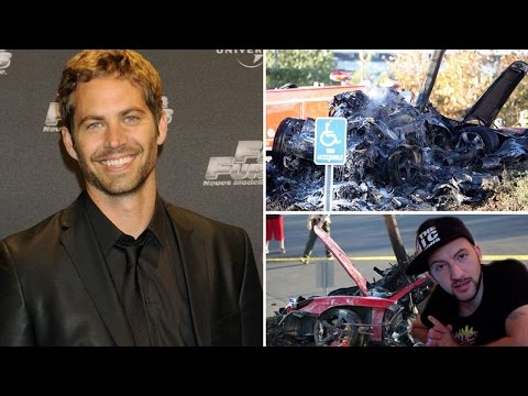 MUERE EN ACCIDENTE AUTOMOVILISTICO PAUL WALKER (RAPIDO Y FURIOSO / FAST & FURIOUS)