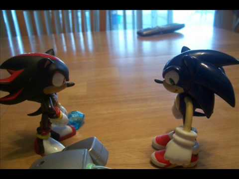 Sonic Stop Motion Adventures: Episode 1: Quest for the chaos emeralds
